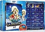 nativité (La) + 24 Monter [Calendrier de l'Avent + Santons + Crèche]