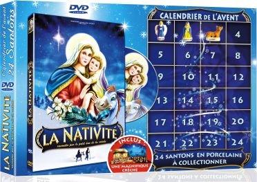 La Nativité [Calendrier de l'Avent + Santons + Crèche]