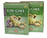 Gin.gins chewy ginger candy 2x42gram boxes