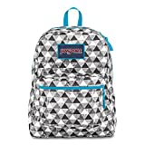 JanSport Classic OVEREXPOSED MULTI MARBLE PRISM School Backpack