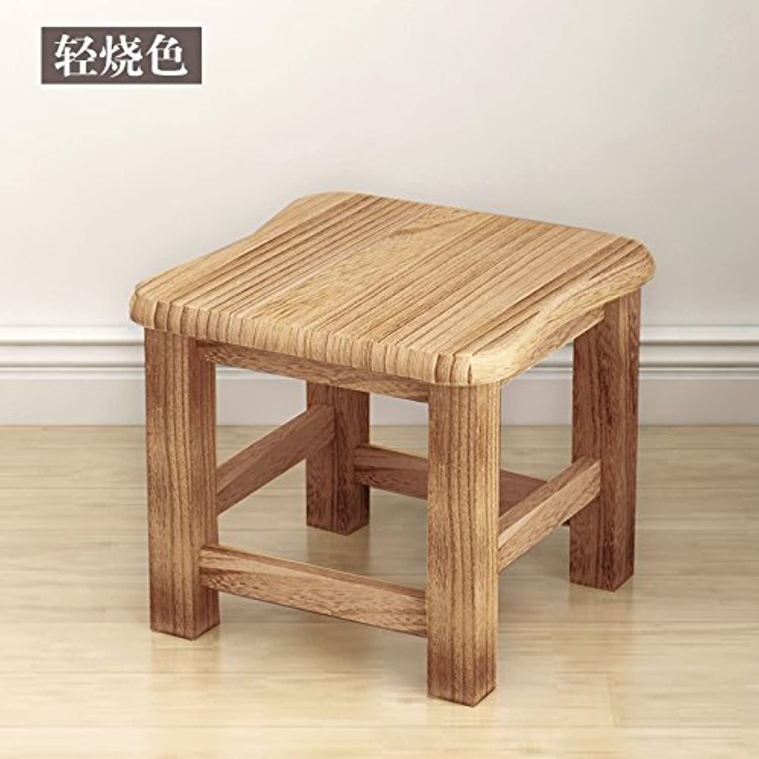 Dana Carrie Small Benches stools Home Modern Stylish Creative Benches on a Low stool Solid Wood Home Wood Bench,