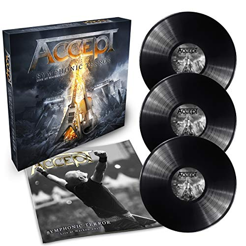 Symphonic Terror-Live at Wacken 2017 [Vinyl LP]