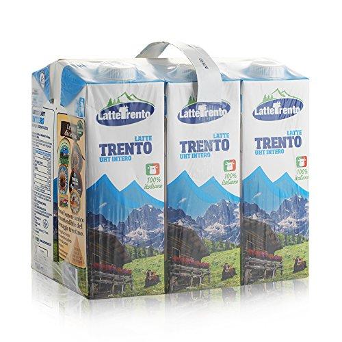 Latte Trento U.H.T. Intero Trentino 6 L