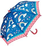 Stephen Joseph Kids' Umbrella, RAINBOW, One Size