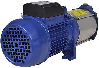 WT Trade Power Inyección Bomba Bomba centrífuga 1300 W | 5100 L/h | Jardín