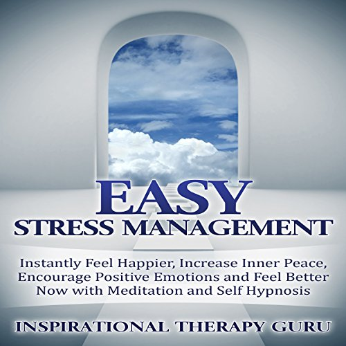 Easy Stress Management audiobook cover art