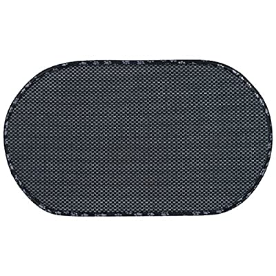 Envision Home Microfiber Pet Bowl Mat