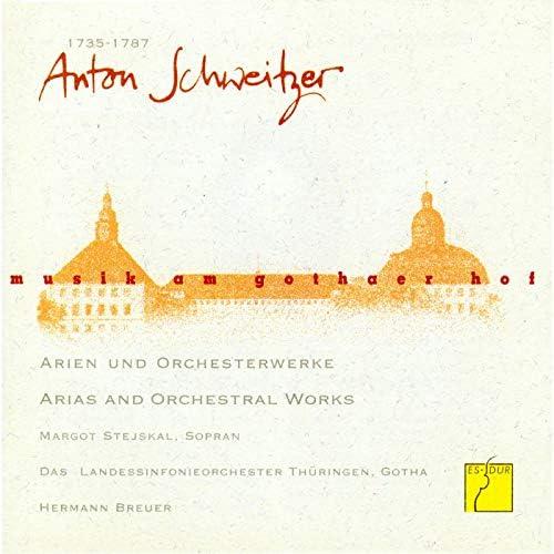 Thüringen Philharmonie Gotha, Hermann Breuer & Margot Stejskal