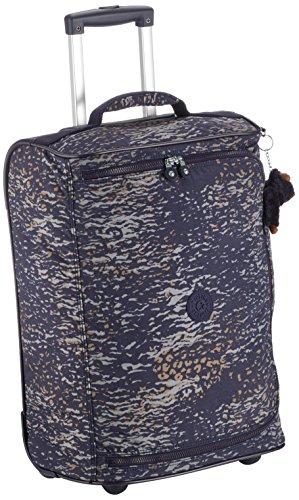 Kipling Teagan Equipaje de mano, 50.5 cm, 33 Litros, Multicolor (Water Camo)