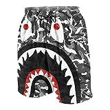 KMYUROOL Teen Beach Pants Bape Swim Trunks Board Shorts