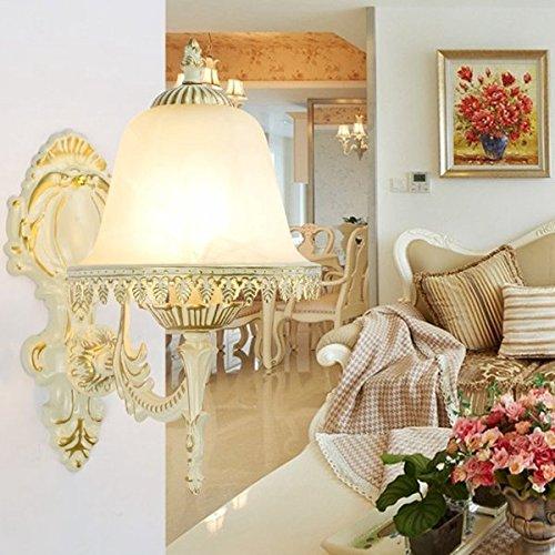 Bazaar Vintage Kandelaar Zink wandlamp voor slaapkamer badkamer hal binnendecoratie