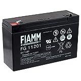 Fiamm FG11201 batteria al piombo acido 6 volt, 12Ah