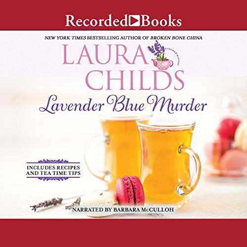 Lavender Blue Murder cover art