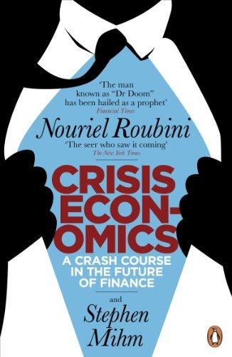 Crisis Economics: A Crash Course in the Future of Finance (English Edition)