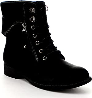 Best pinky sky lace up boot Reviews