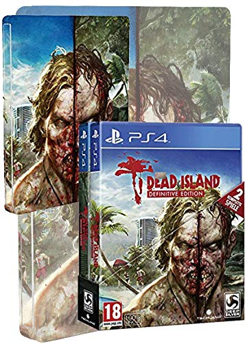 Dead Island Steelbook Edition PS4 deutsch-uncut