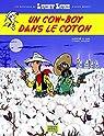 Les aventures de Lucky Luke d'après Morris, tome 9 : Un cow-boy dans le coton par Achdé
