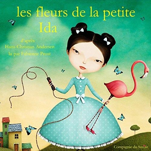 Les fleurs de la petite Ida audiobook cover art