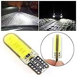 visionrabbit 1Pcs T10 W5W LED 6W Car Interior Light COB Bulb Wedge Parking Dome Light White visionrabbit 30 * 100cm Hot Car Headlight Sticker Tint Film Taillight Vinyl Fog Light Wrap Yellow VRNS1380