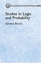 Studies In Logic And Probability (Dover Phoenix Editions)