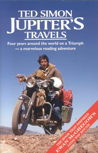 Cover of Jupiter's Travels: Four Years Around the World on a Triumph