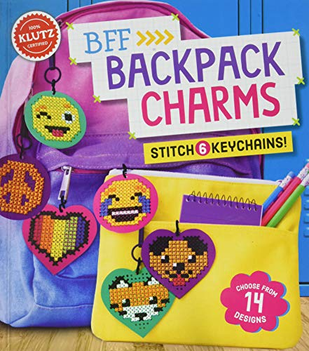 BFF Backpack Charms-