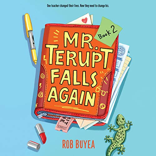 Mr. Terupt Falls Again cover art