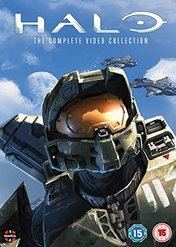 Halo: The Complete Video Collection [Blu-ray] [UK Import]