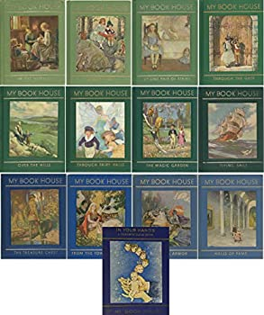 My Book House Volumes 1-12 and Parents  Guide