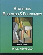 Statistics for Business and Economics (4th Edition)