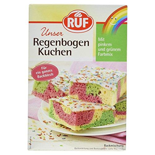 RUF Regenbogen Kuchen Backmischung, 840g