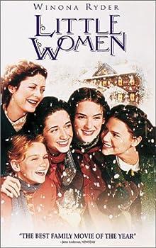 VHS Tape Little Women [VHS] Book