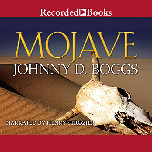 Mojave audiobook cover art