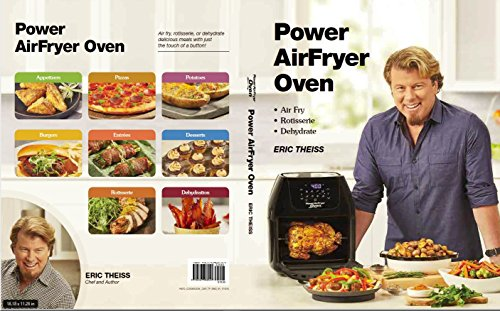 Amazon Com Power Airfryer Oven Ebook Theiss Eric Kindle Store