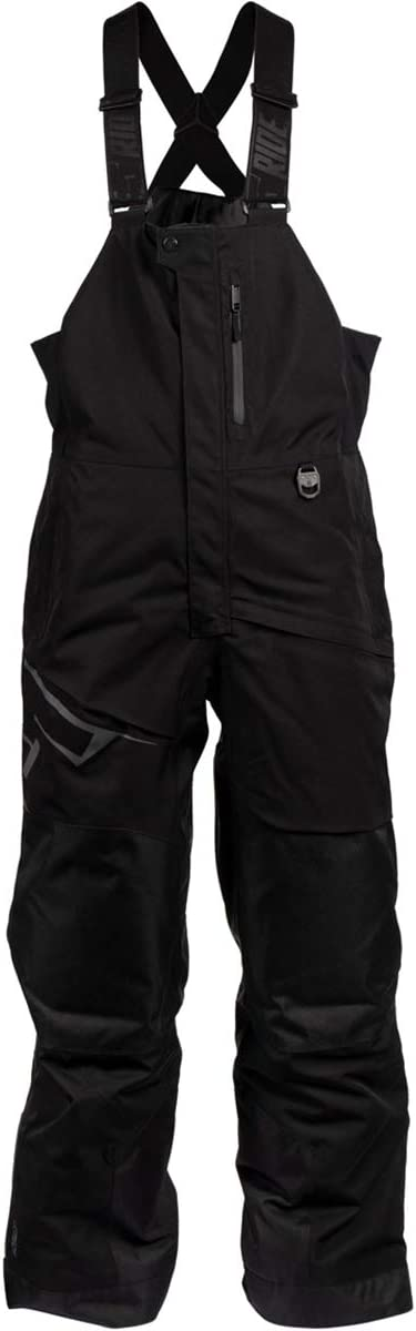 509 Range Insulated Bib Black Ops - Medium Short