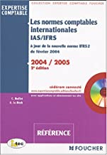 Normes comptables internationales, IAS / IFRS