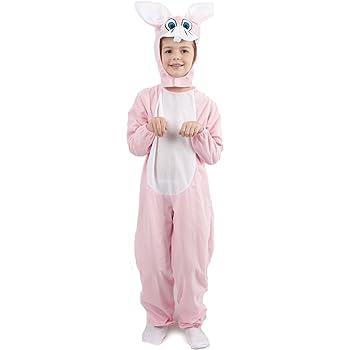 Disfraz de conejito rosa para niño o niña: Amazon.es: Juguetes y ...