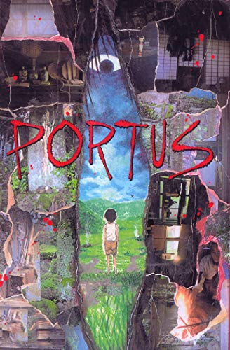 Portus: Great Manga Book for Adolescent and Adults (English Edition)