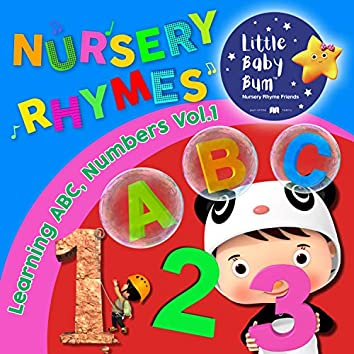 Learning Abc & Numbers with Littlebabybum, Vol. 1