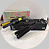 Plancha K7 (placa Ancha)+ Regalo plancha Becolor, colores surtidos