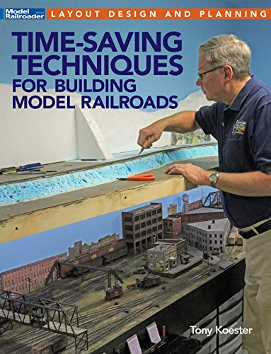 Compare Textbook Prices for Time-Saving Techniques for Building Model Railroads  ISBN 9781627006903 by Tony Koester
