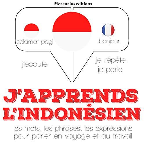 Couverture de J'apprends l'indonésien