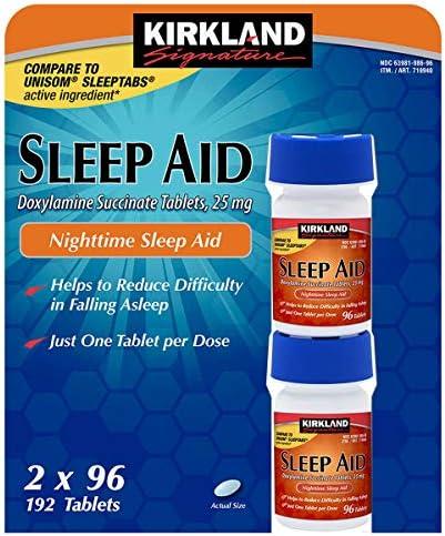 Top 10 Best kirkland sleep aid Reviews
