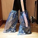 LETAOSK - 50 pares de zapatos de plástico desechables...