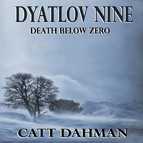 Dyatlov Nine audiobook cover art