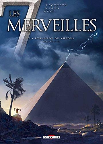 Les 7 Merveilles T05 : La Pyramide de Khéops