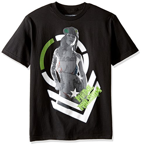 Metal Mulisha Light Show Herren T-Shirt - Schwarz - Mittel