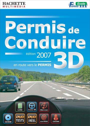 Permis de conduire 3 D
