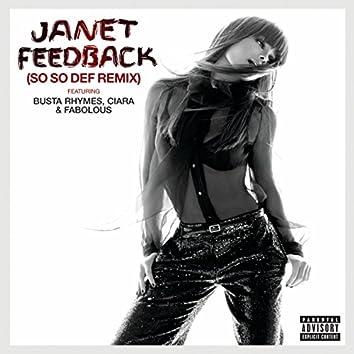 Feedback (So So Def Remix feat. Busta Rhymes, Ciara & Fabolous )