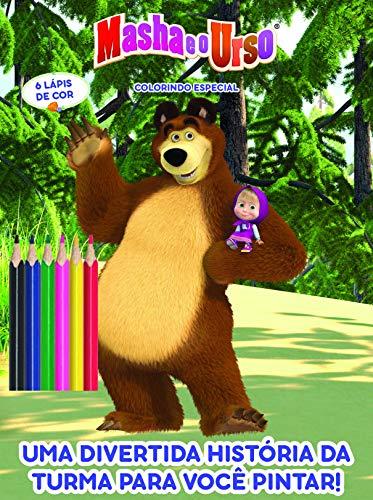 Masha e o Urso: Colorindo Especial